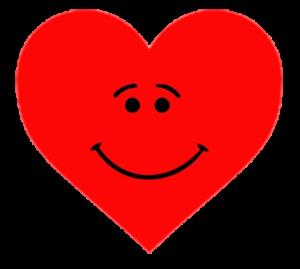serce bez tła