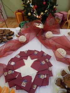 Spotkanie świąteczne w grupie 4 – latków Szczęśliwych Słoneczek
