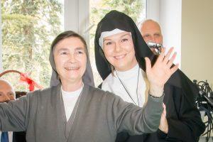 Spotkanie w jedności z Matką Generalną