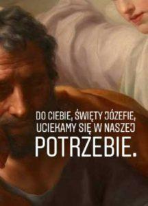 Święty Józefie – módl się za nami.