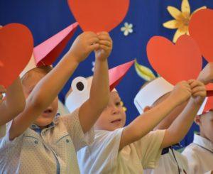 zakończenie roku w grupie 4 latków – Wesołe Motylki